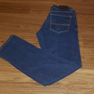 Levi denizen slim straight jeans 30x32